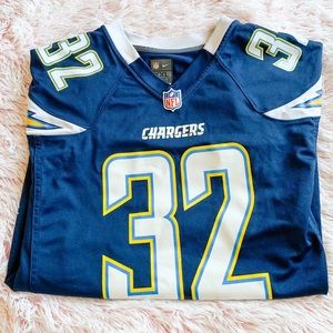 ✨ NFL Chargers Eric Weddle Jersey #32